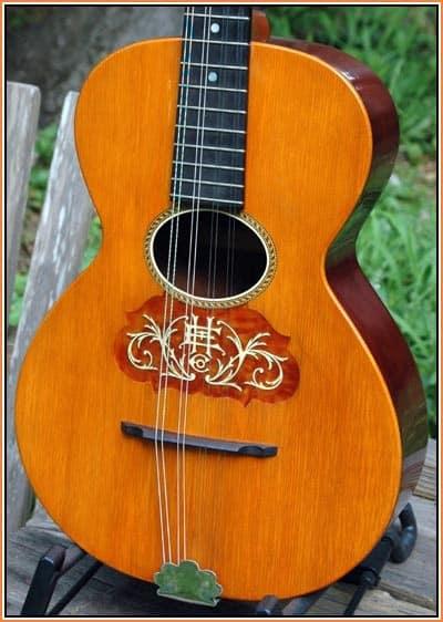 Howe Orme mandola
