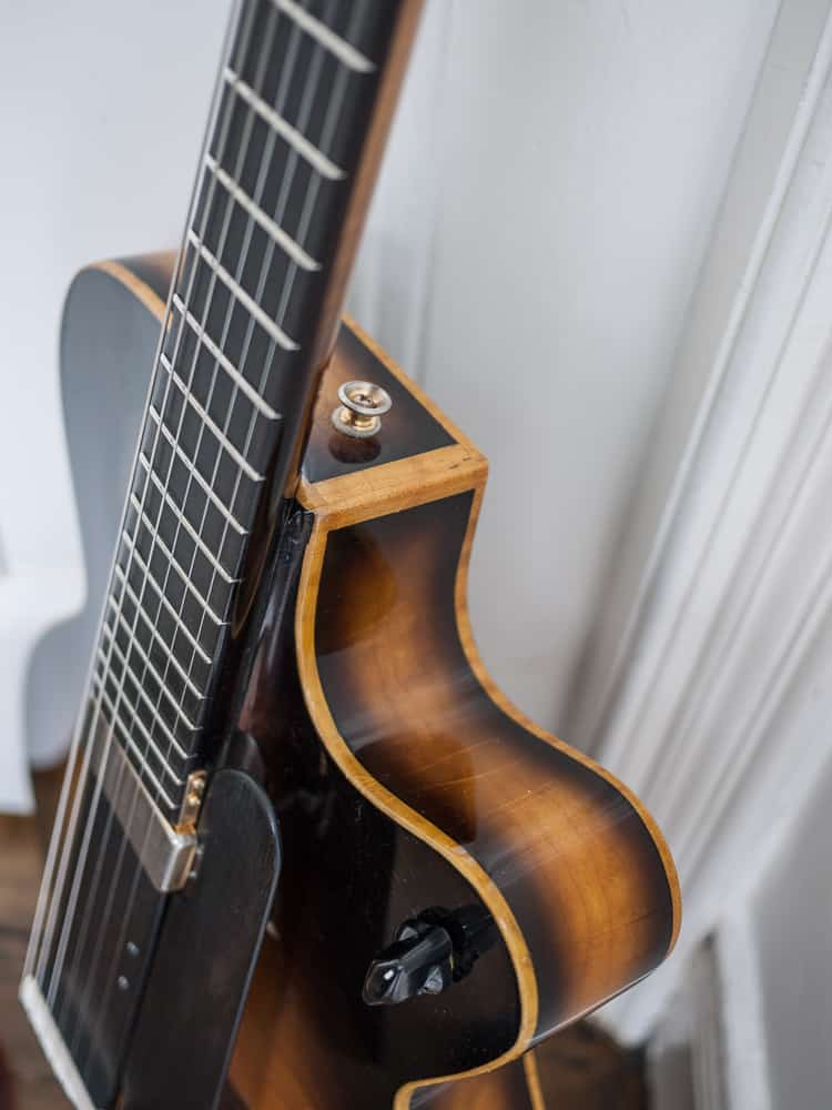 Nk Forster Guitars Archtop Guitars Nk Forster Guitars