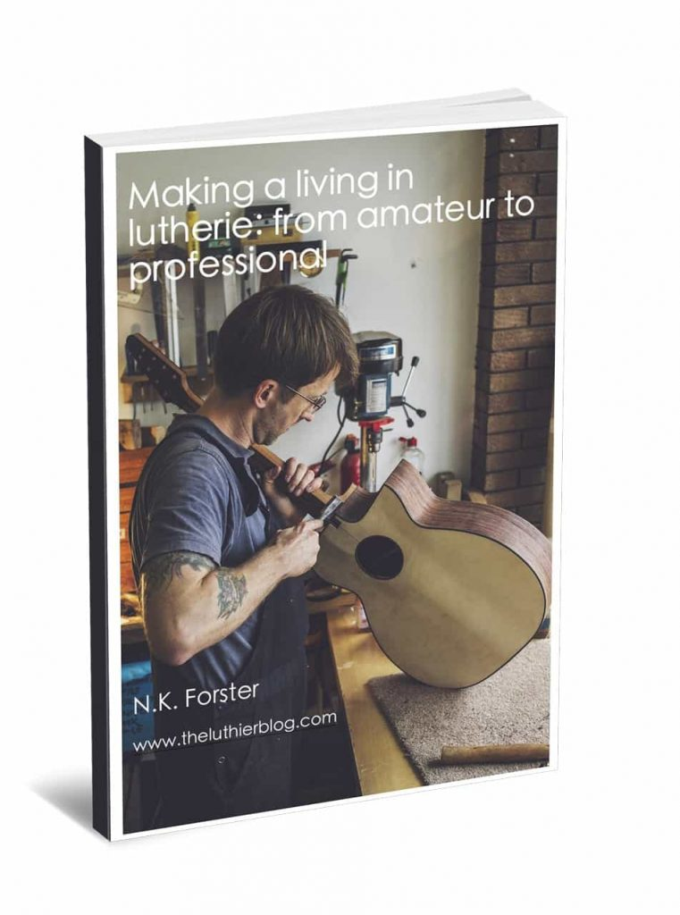 luthier book