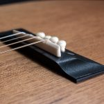 tenor guitar bridge