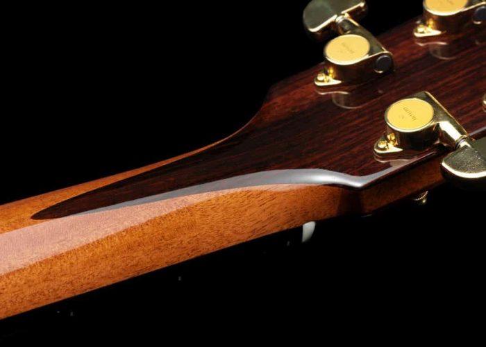rosewood rear head veneer