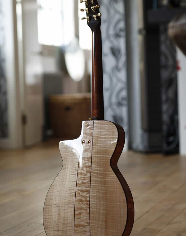 charlie - maple archtop