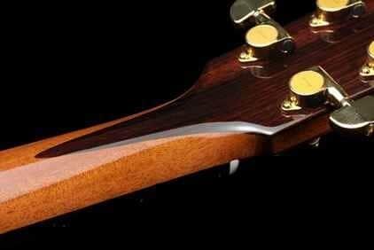 superior flat top guitar - Model C