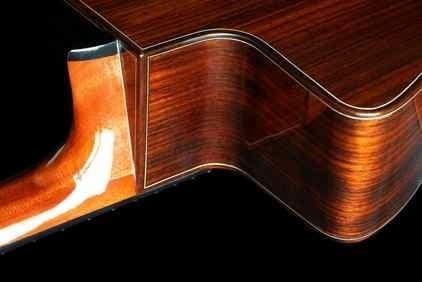 superior flat top guitar - Classic style  Model C