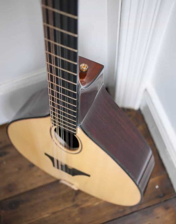 How to tune an octave mandolin and what strings to use.