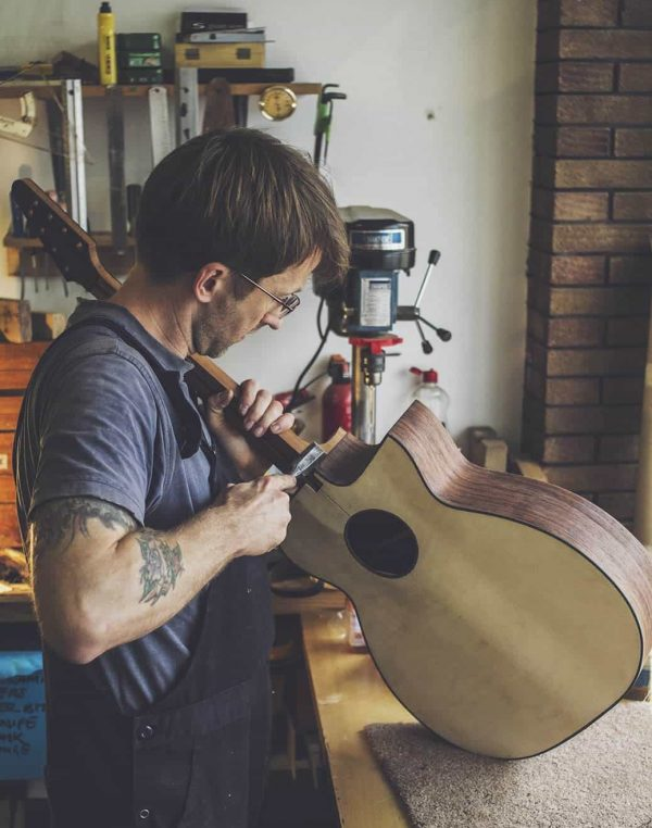 Interview – Luthier on Luthier Podcast with Michael Bashkin