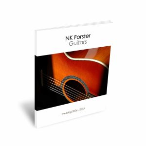 NK Forster Blog book