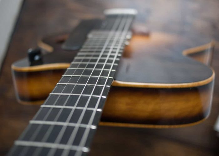 luthier archtop