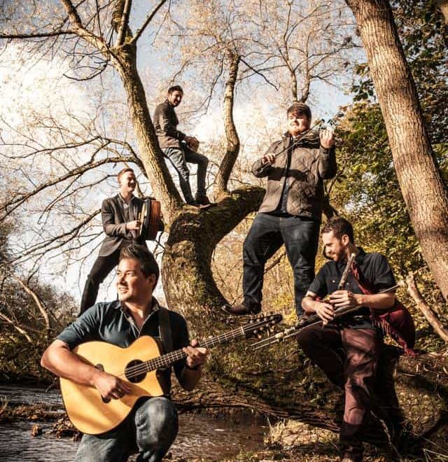 Great new Celtic music band – Ímar