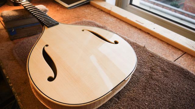 celtic f mandolin