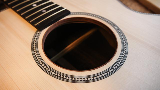 Sobell guitar rosette?