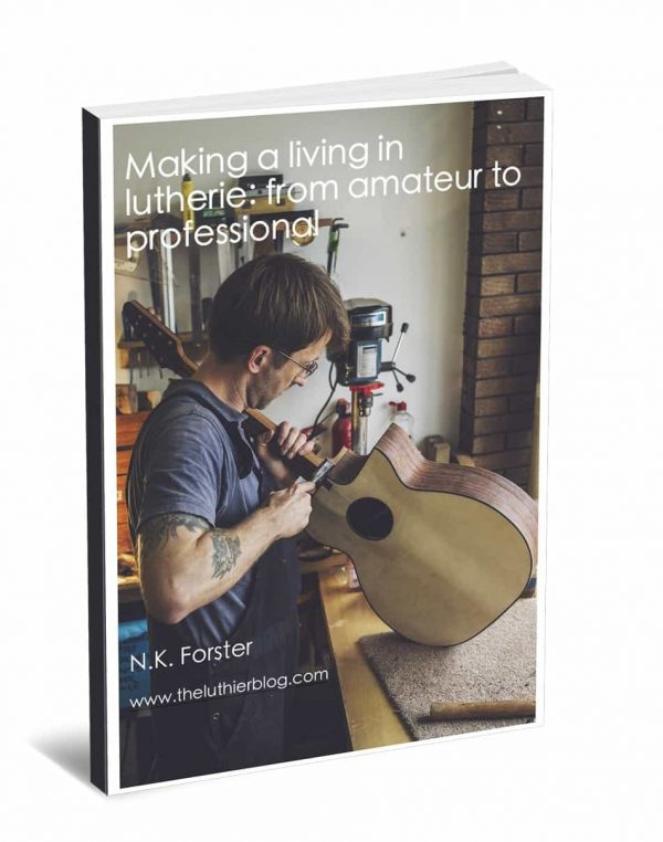 New luthier ebook!