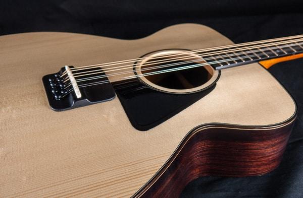 Super responsive guitar bodied octave mandolin!