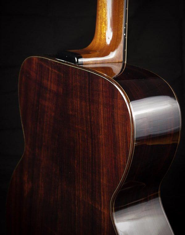 fine handmade guitar