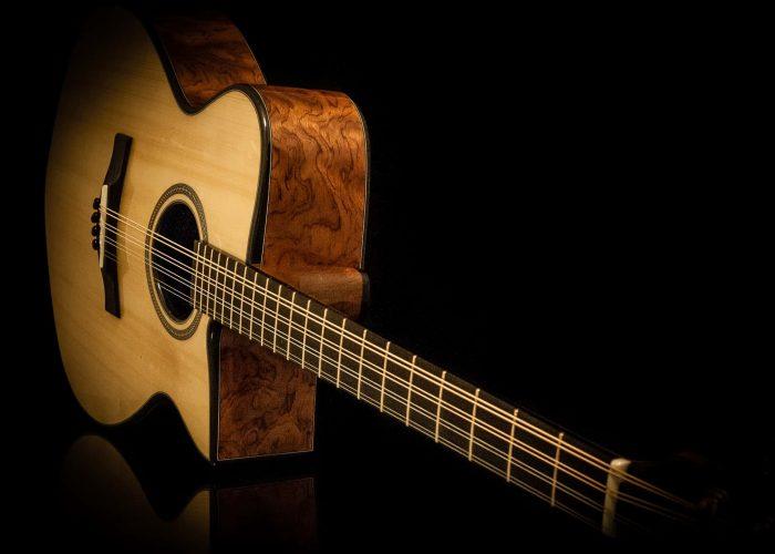 Bubinga guitar guzouki