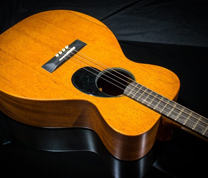 Parlour King tenor guitar
