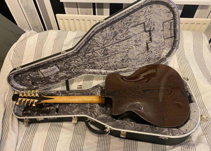 Stolen guitar bouzouki found!