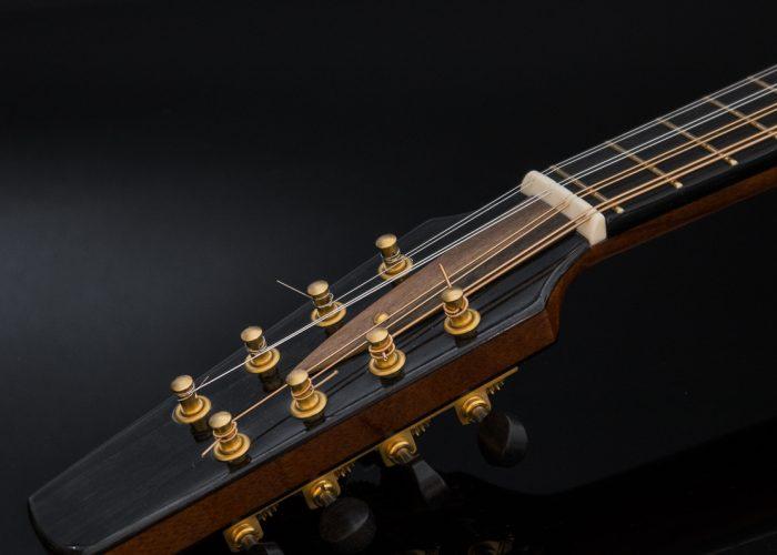 celtic mandolin head