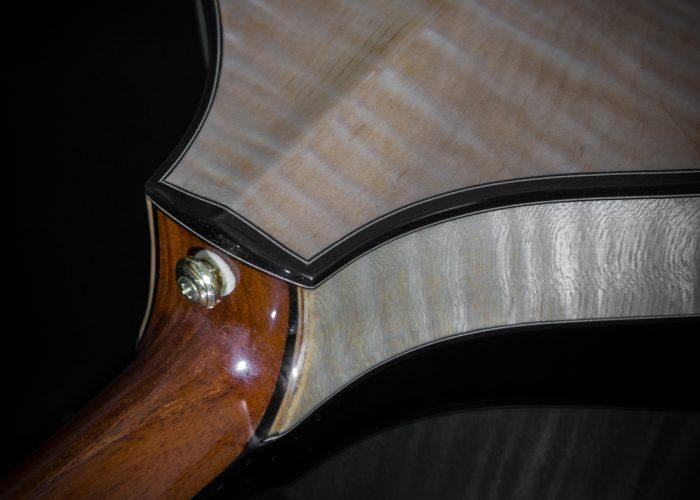 celtic mandolin heel