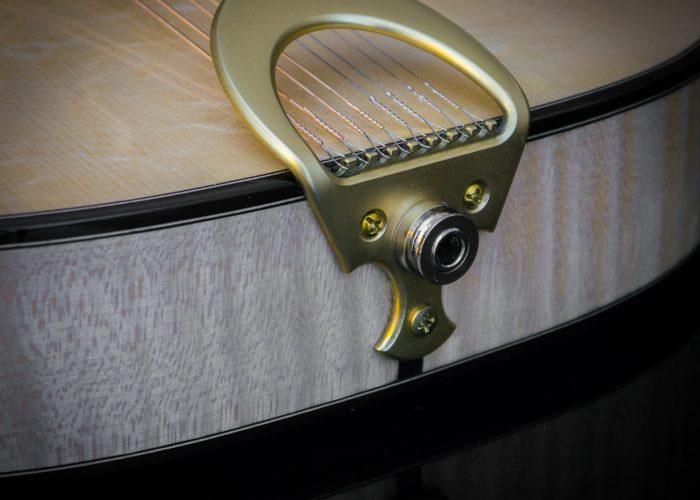 celtic mandolin tailpiece