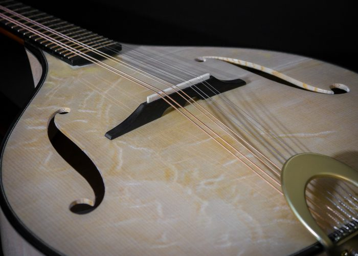 New Celtic mandolin shipping out…