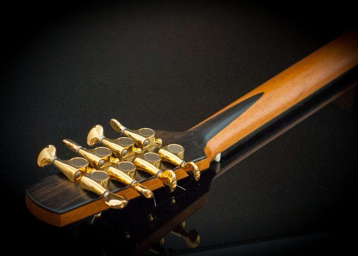 Guitar bodied octave mandolin – Parlour King OM-SS